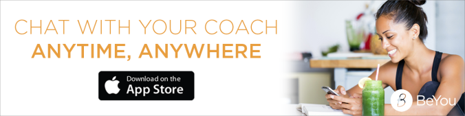 chat with your coach anytime anywhere beyou wellness coach