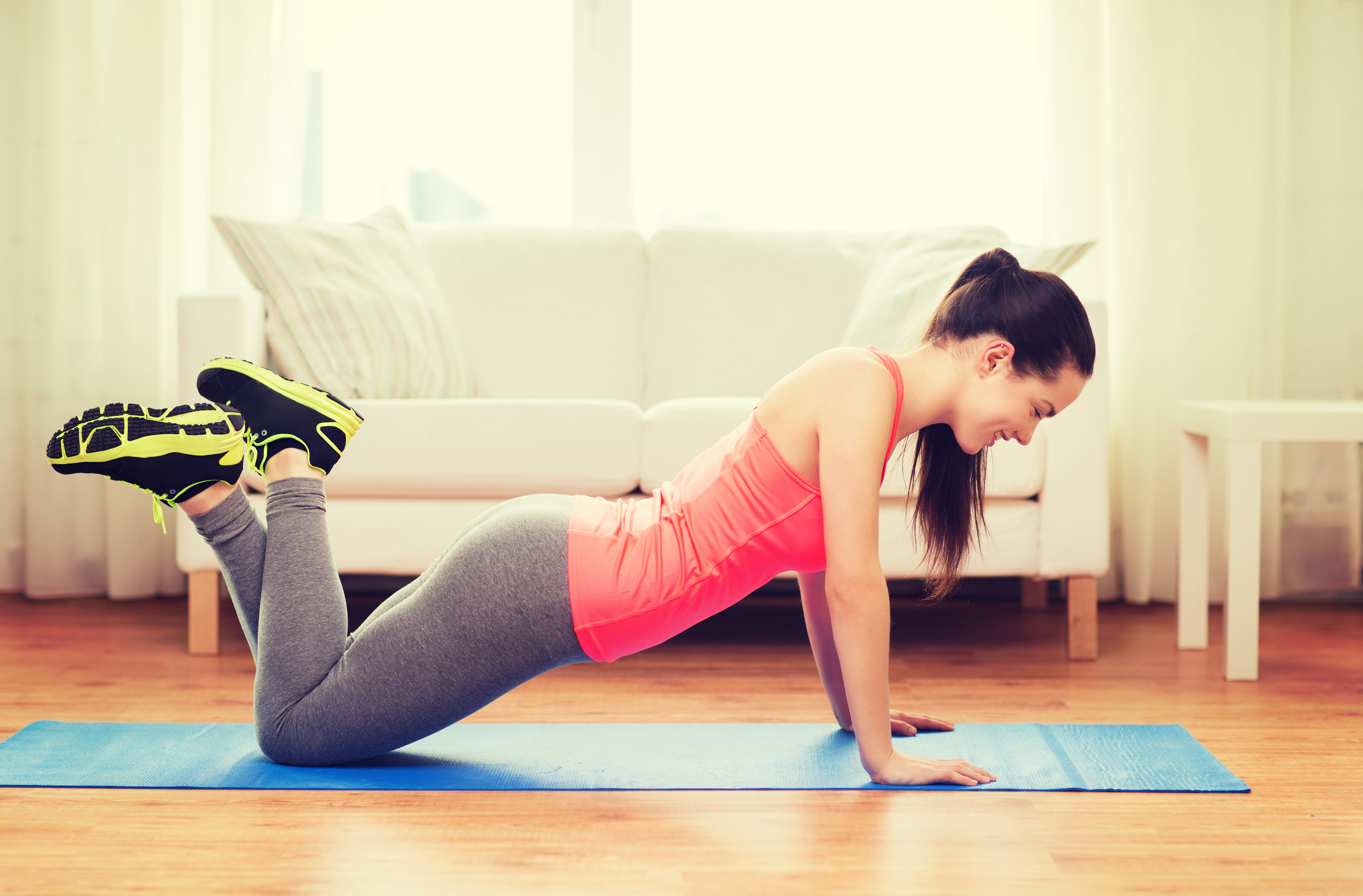 Slimmer Thighs and a Firm Butt In No Time With Easy Workout Plan