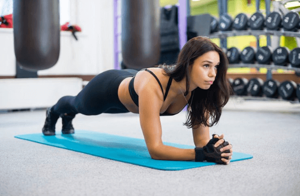 6 efficient exercises for your workout at home